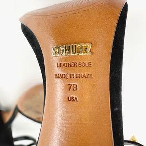 SCHUTZ Shoes - Schutz Diadema Studded Sandal Heels